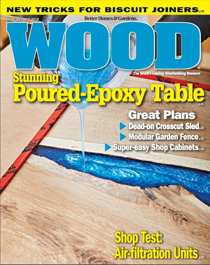 Wood Magazine Issue 261 July 2019 P2p Releaselog