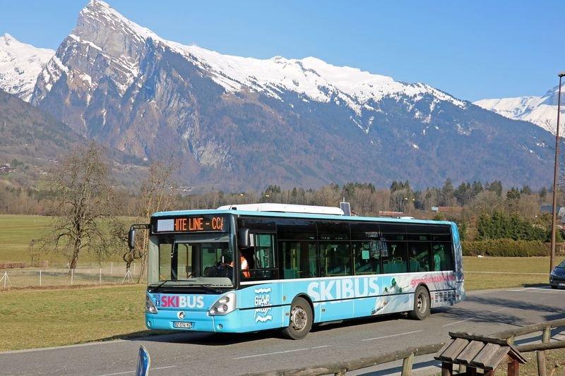 B IRISBUS CITELIS-12 N°285 MORILLON OFFICE DE TOURISME