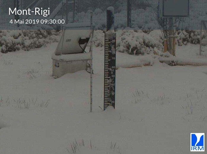 Snowcam Mont-Rigi 2019-05-04 09-30