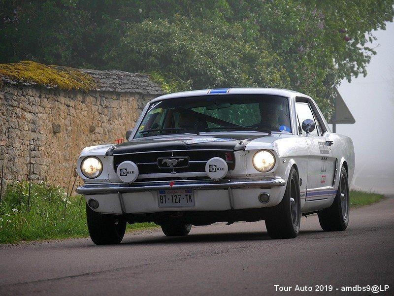 Mustang brume 2