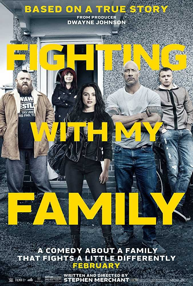 Fighting with My Family 2019 BDRip