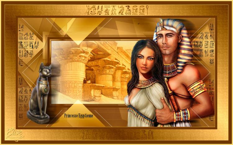 Princesse Egyptienne  PSP 190504091714613784