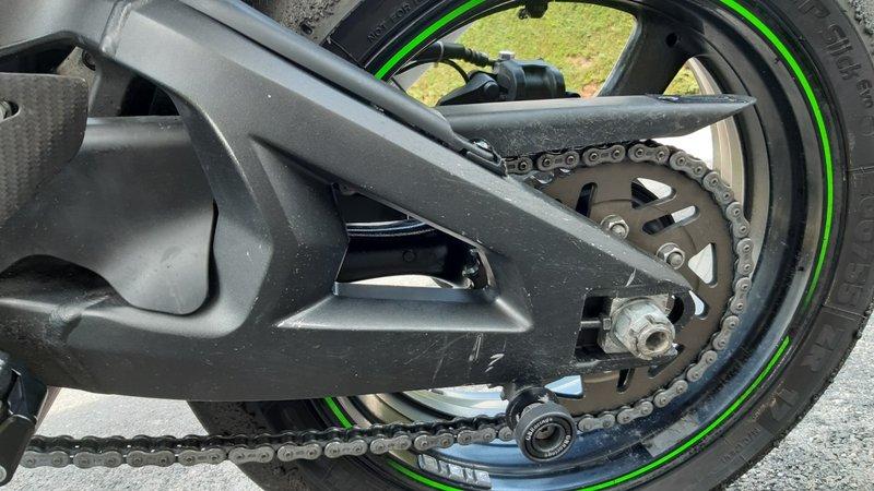 Kawasaki 1000 ZX-10R 2014 avec CG - 10500 KM - 7 400 € 190506094517525847