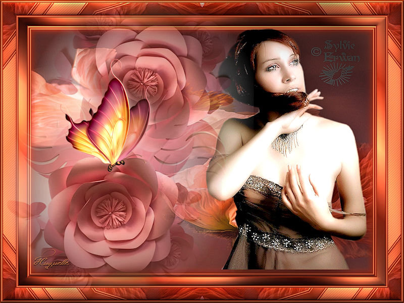 lady flower de Violinegraphisme 4