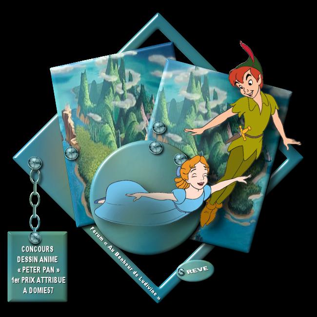 Gagnants et Prix du Concours Dessin Animé « Peter Pan » 190507110915896576