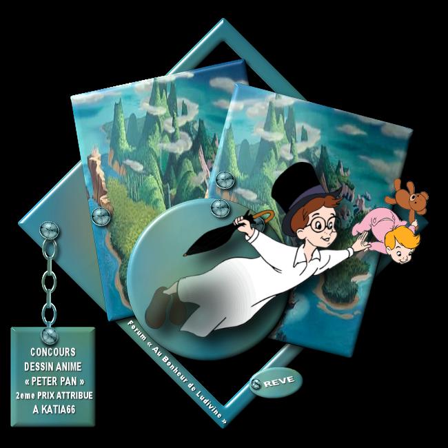 Gagnants et Prix du Concours Dessin Animé « Peter Pan » 190507111100604349