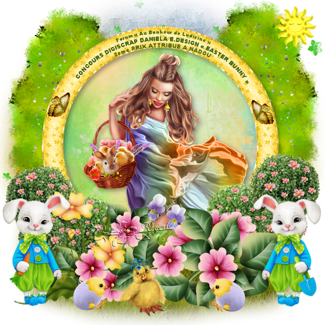 Gagnants et Prix du Concours Digiscrap Daniela E. Design «Easter Bunny» 190507114240988627