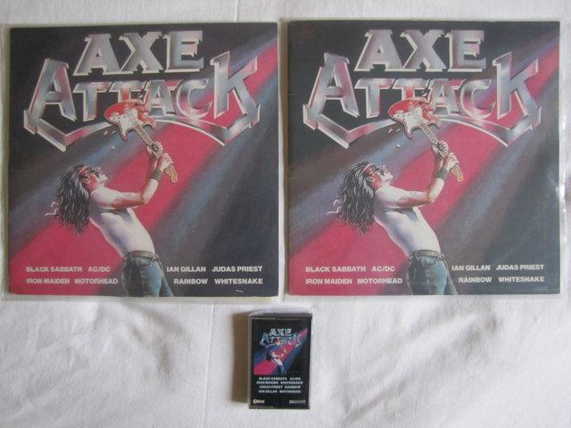 AXE ATTACK VOL 1