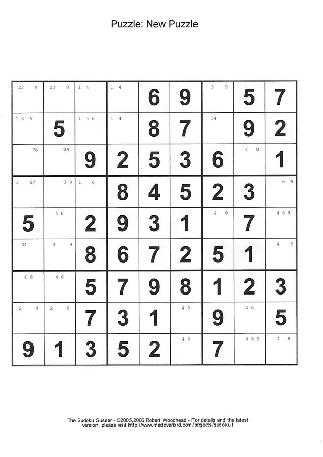 sudoku grille chaine 10