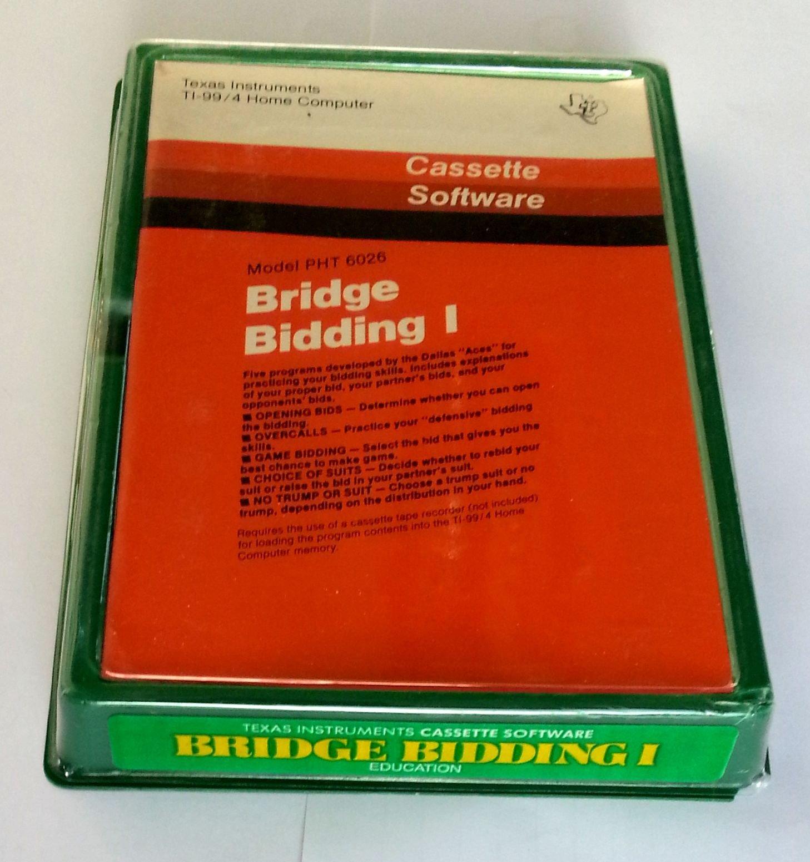 K7BridgeBidding1-TexasInstrumentsPHT6026B