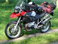 Votre moto est prête pour voyager