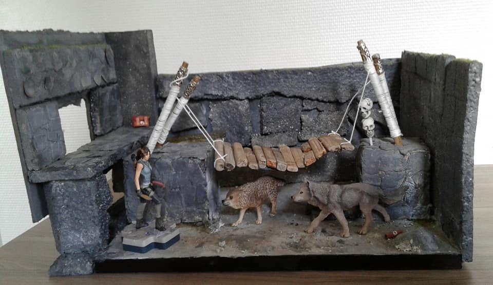 Diorama Tomb Raider 190511101856154717