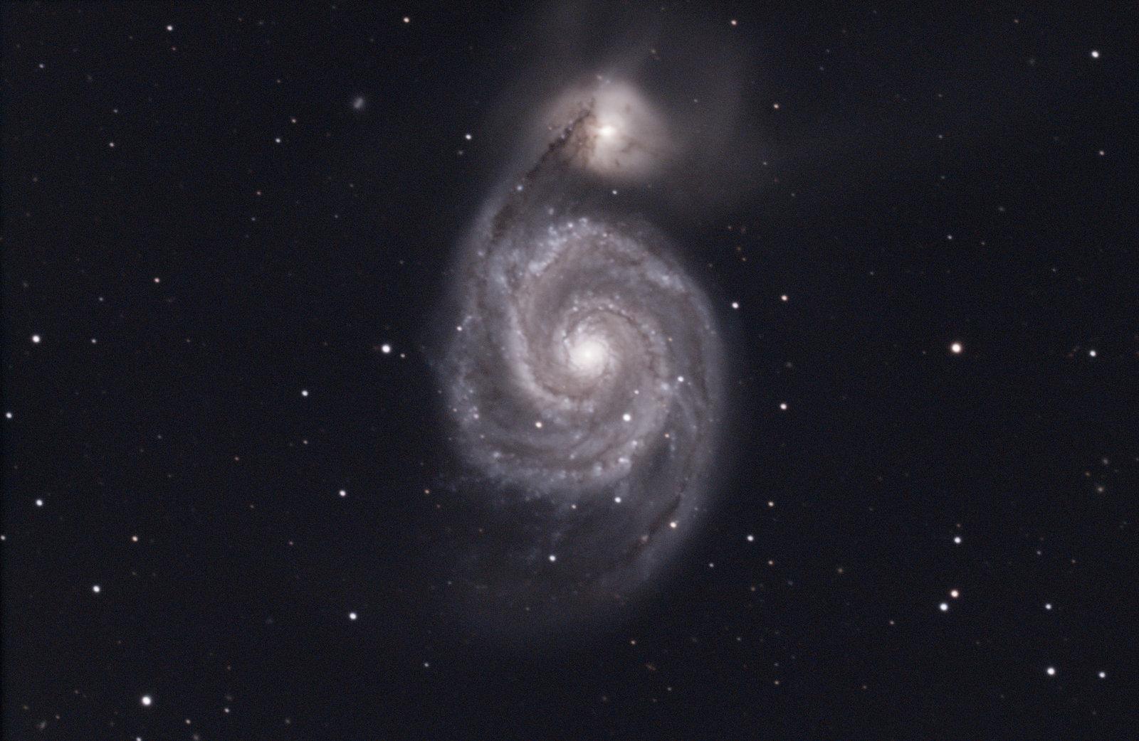 Messier 51 forum
