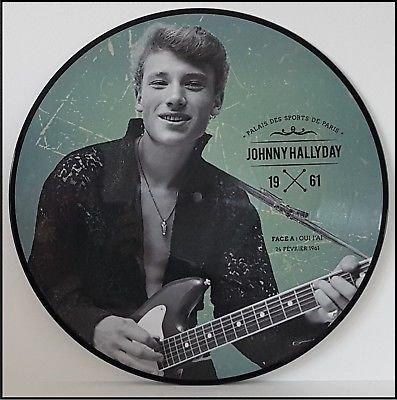 Picture disc officiel ( Universal, Sony, Warner ) 190512033240959389