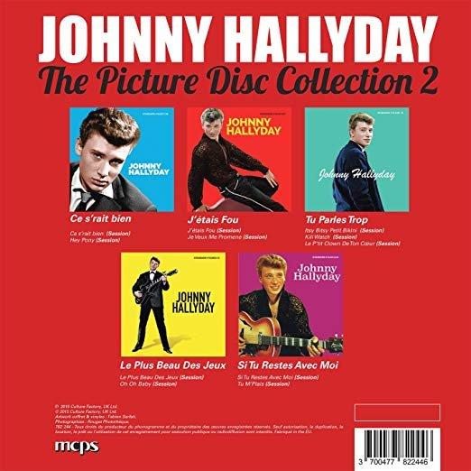 Picture disc officiel ( Universal, Sony, Warner ) 190512070556611723