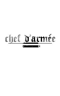 DRAGONNIER ◊ chef d'armée