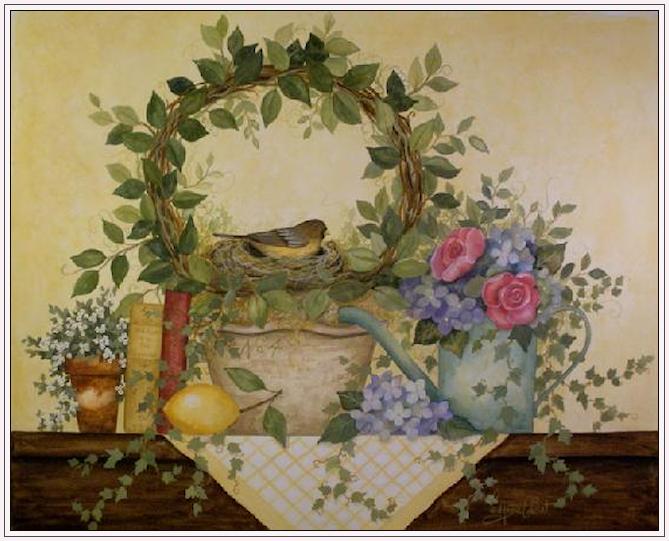 Fleurs printanières  190515113204989134