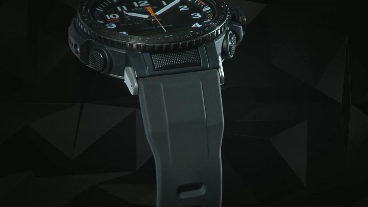 [Revue] Casio Pro-Trek PRW-60-2AER --- Enfin plus petite ! 190517021654393907