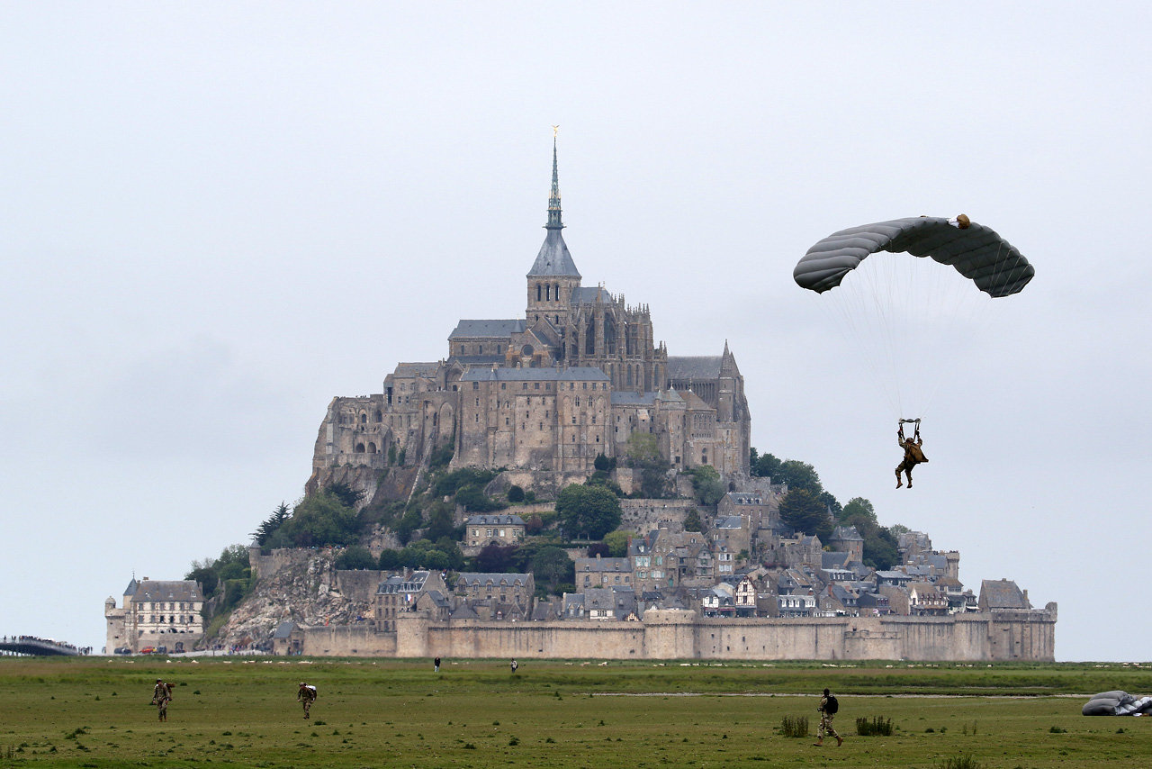 75ème Anniversaire du D-Day en Normandie 2019   190518075601967860