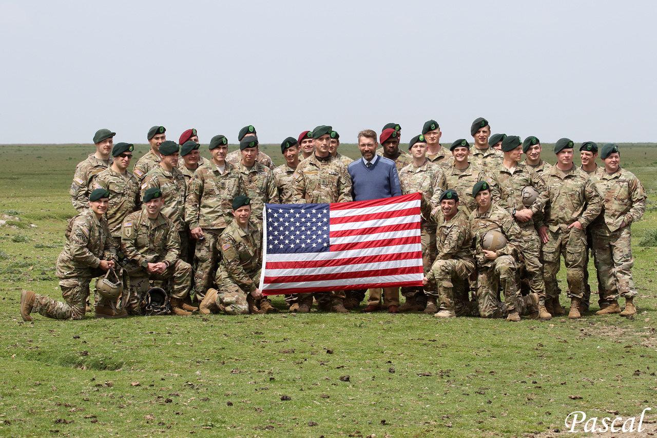 75ème Anniversaire du D-Day en Normandie 2019   190518081001799094