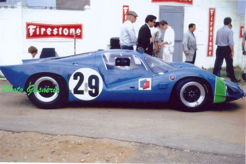 lm67-29 -gasnerie