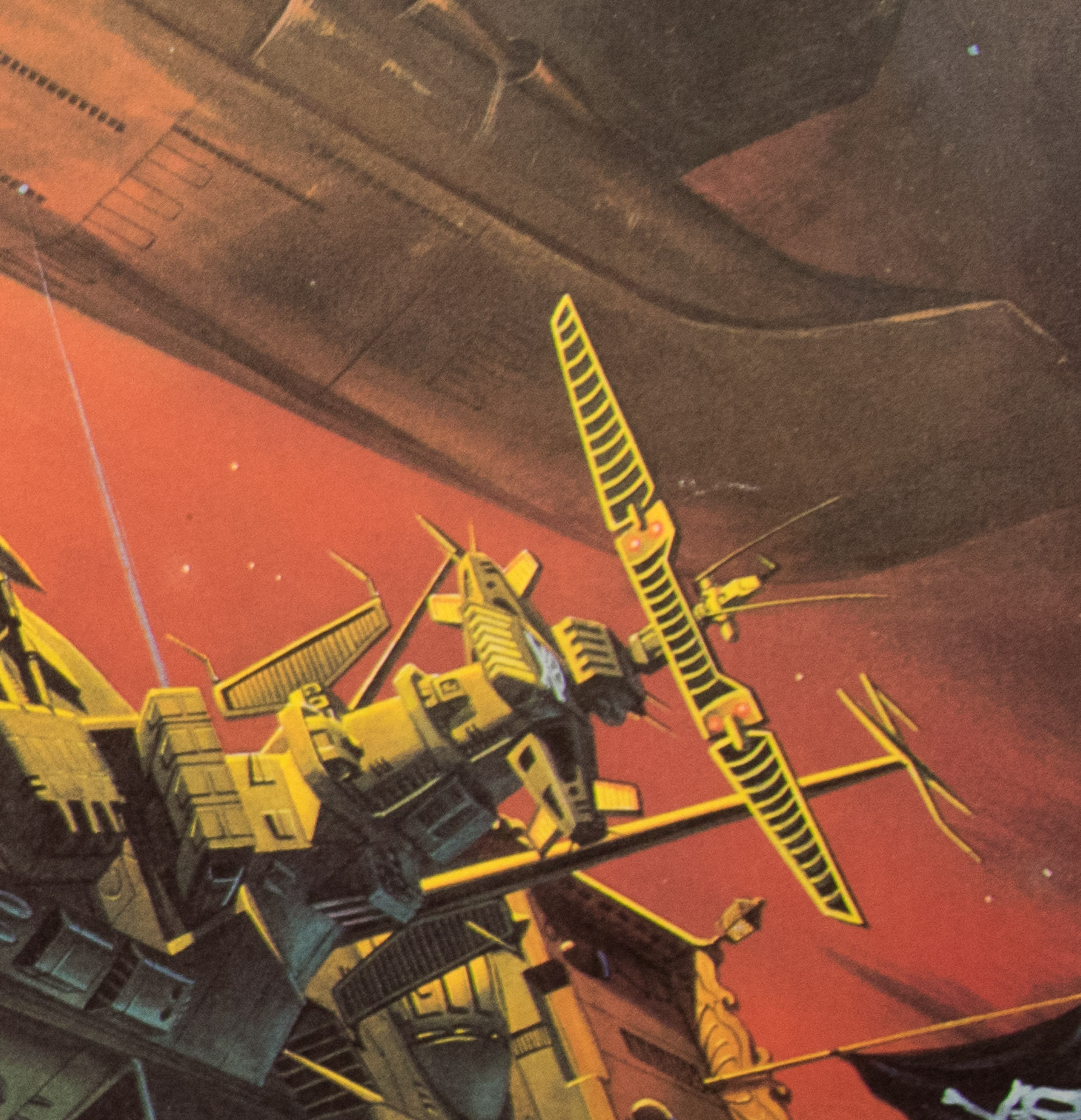 Atlantis Albator (84) - 1/1000 Bandai 190519072024570618