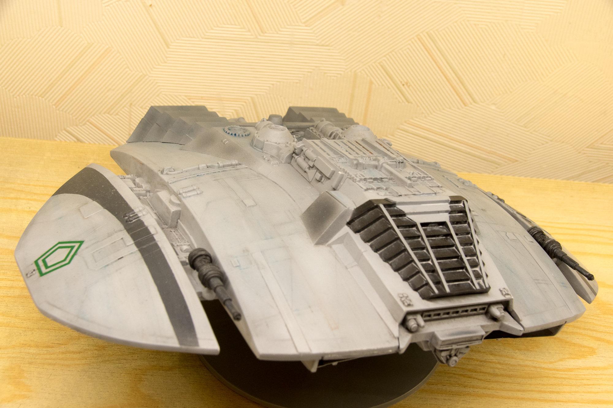 Chasseur Cylon - Galactica 190519075155645911
