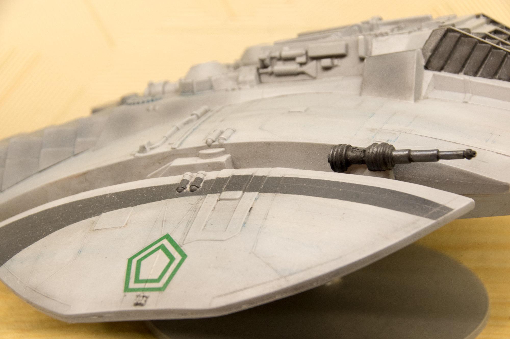 Chasseur Cylon - Galactica 1905190755575682