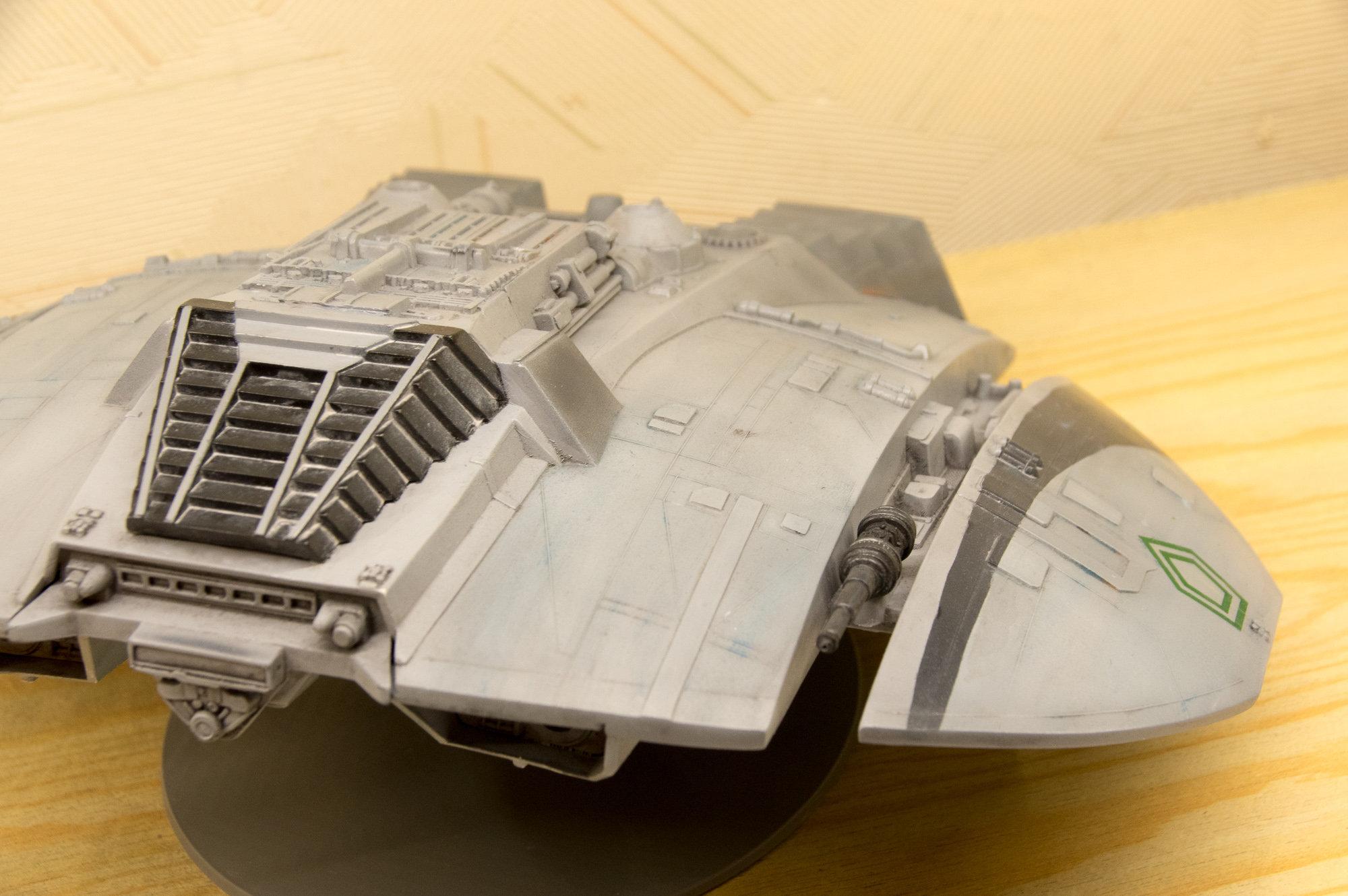 Chasseur Cylon - Galactica 19051907593178571