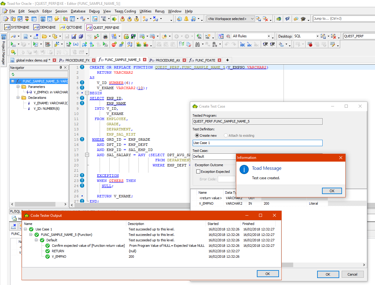 Toad for Oracle v13 1 1 5 Xpert Edition-P2P – Releaselog | RLSLOG net