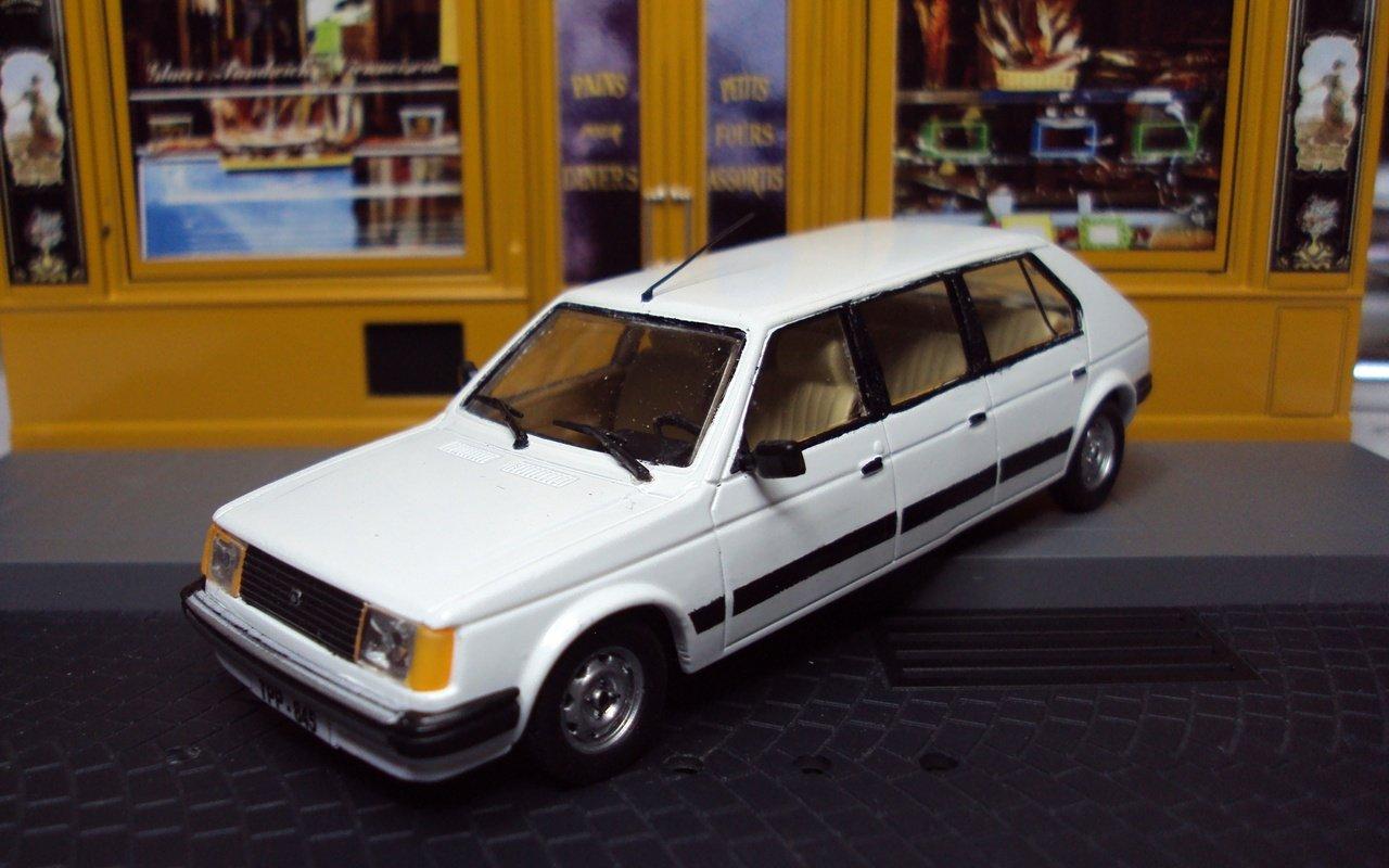 1980 Talbot_Horizon_Limousine_Saab_Valmet_Ixo modifiee (1)