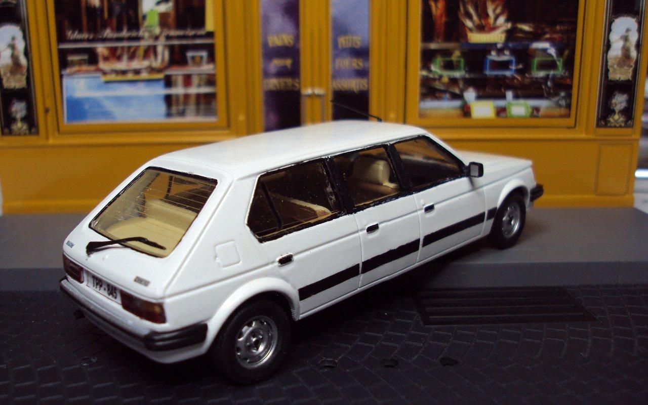 1980 Talbot_Horizon_Limousine_Saab_Valmet_Ixo modifiee (2)