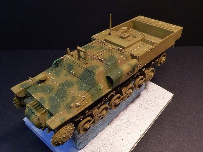15 cm sFH.13/1 auf Geschutzwagen Lorraine-Schlepper Sd.Kfz. 135/1   RPM 1/35 ème  - Page 4 190522084116963703