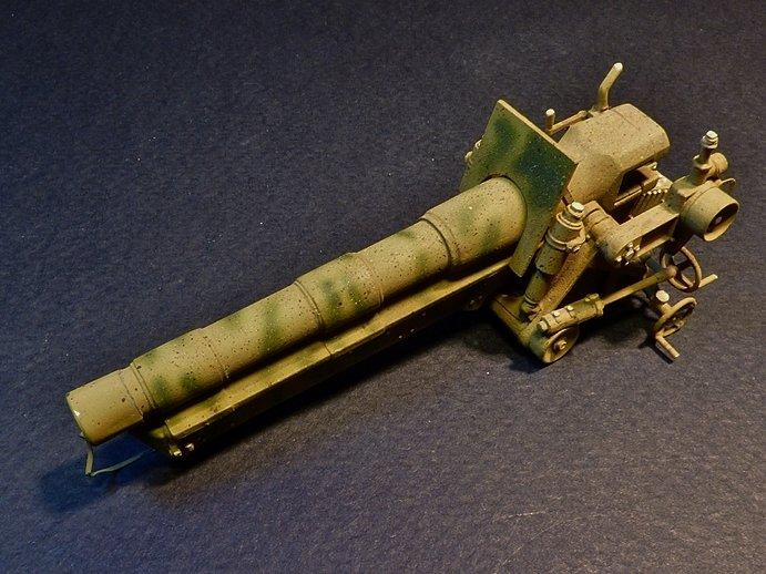 15 cm sFH.13/1 auf Geschutzwagen Lorraine-Schlepper Sd.Kfz. 135/1   RPM 1/35 ème  - Page 4 190522084123268656