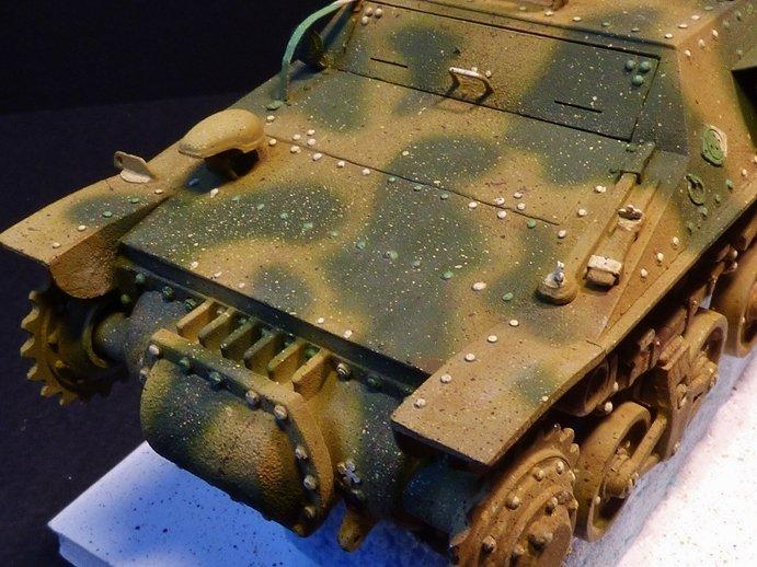 15 cm sFH.13/1 auf Geschutzwagen Lorraine-Schlepper Sd.Kfz. 135/1   RPM 1/35 ème  - Page 4 190522084123487765