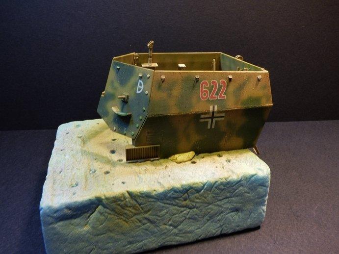 15 cm sFH.13/1 auf Geschutzwagen Lorraine-Schlepper Sd.Kfz. 135/1   RPM 1/35 ème  - Page 4 1905220845505269