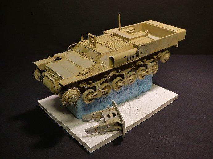 15 cm sFH.13/1 auf Geschutzwagen Lorraine-Schlepper Sd.Kfz. 135/1   RPM 1/35 ème  - Page 4 190522084553762445
