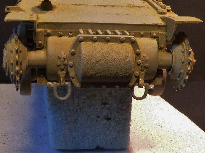 15 cm sFH.13/1 auf Geschutzwagen Lorraine-Schlepper Sd.Kfz. 135/1   RPM 1/35 ème  - Page 4 190522084556162866