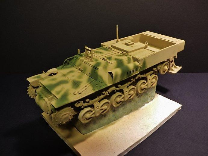 15 cm sFH.13/1 auf Geschutzwagen Lorraine-Schlepper Sd.Kfz. 135/1   RPM 1/35 ème  - Page 4 190522084601483835