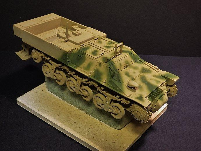 15 cm sFH.13/1 auf Geschutzwagen Lorraine-Schlepper Sd.Kfz. 135/1   RPM 1/35 ème  - Page 4 190522084602914179