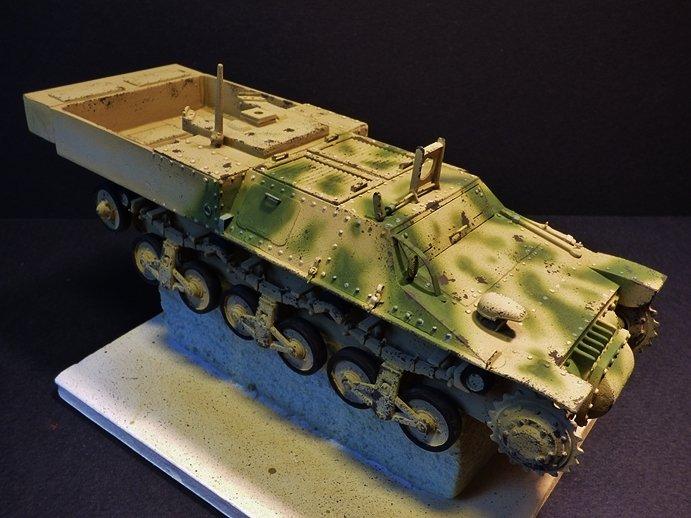 15 cm sFH.13/1 auf Geschutzwagen Lorraine-Schlepper Sd.Kfz. 135/1   RPM 1/35 ème  - Page 4 190522085407954023