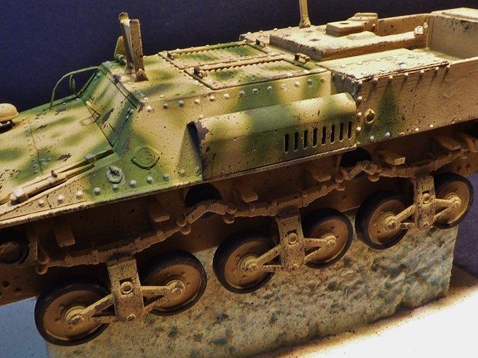 15 cm sFH.13/1 auf Geschutzwagen Lorraine-Schlepper Sd.Kfz. 135/1   RPM 1/35 ème  - Page 4 190522085410492060