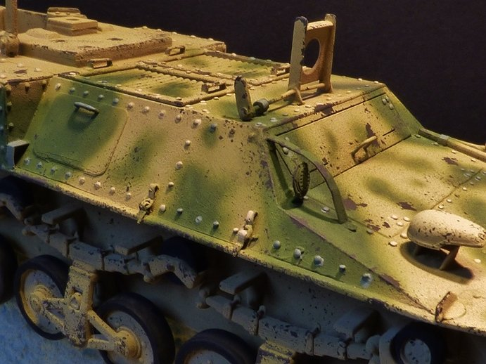 15 cm sFH.13/1 auf Geschutzwagen Lorraine-Schlepper Sd.Kfz. 135/1   RPM 1/35 ème  - Page 4 190522085414369730