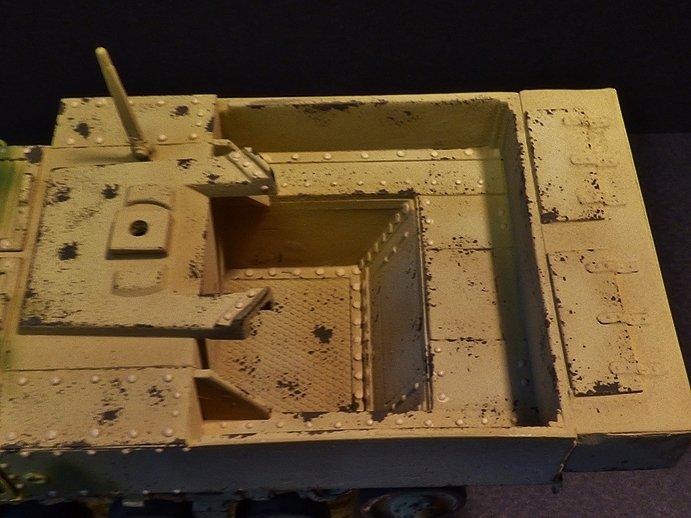 15 cm sFH.13/1 auf Geschutzwagen Lorraine-Schlepper Sd.Kfz. 135/1   RPM 1/35 ème  - Page 4 190522085418809003