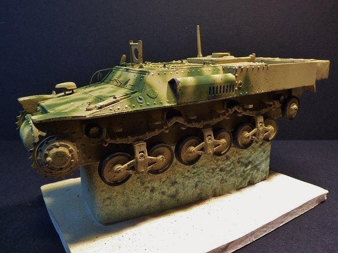 15 cm sFH.13/1 auf Geschutzwagen Lorraine-Schlepper Sd.Kfz. 135/1   RPM 1/35 ème  - Page 4 190522085419162855
