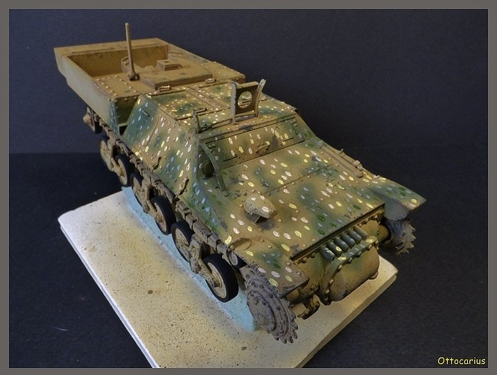 15 cm sFH.13/1 auf Geschutzwagen Lorraine-Schlepper Sd.Kfz. 135/1   RPM 1/35 ème  - Page 4 190523044909302768