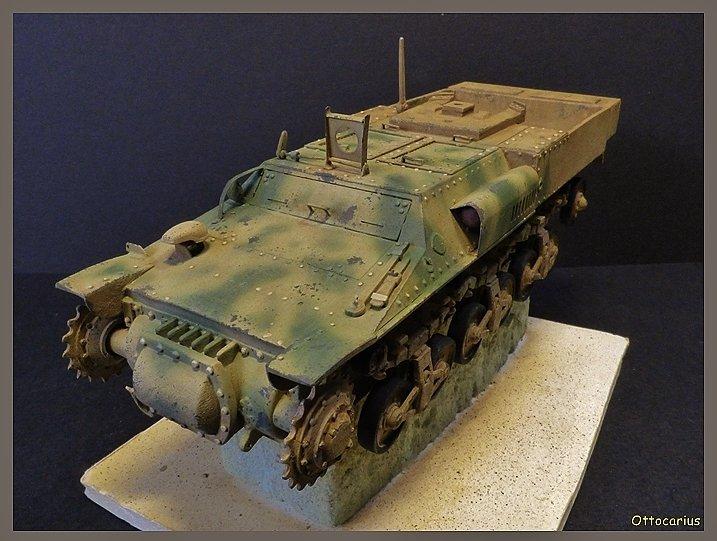 15 cm sFH.13/1 auf Geschutzwagen Lorraine-Schlepper Sd.Kfz. 135/1   RPM 1/35 ème  - Page 4 190523044922130435