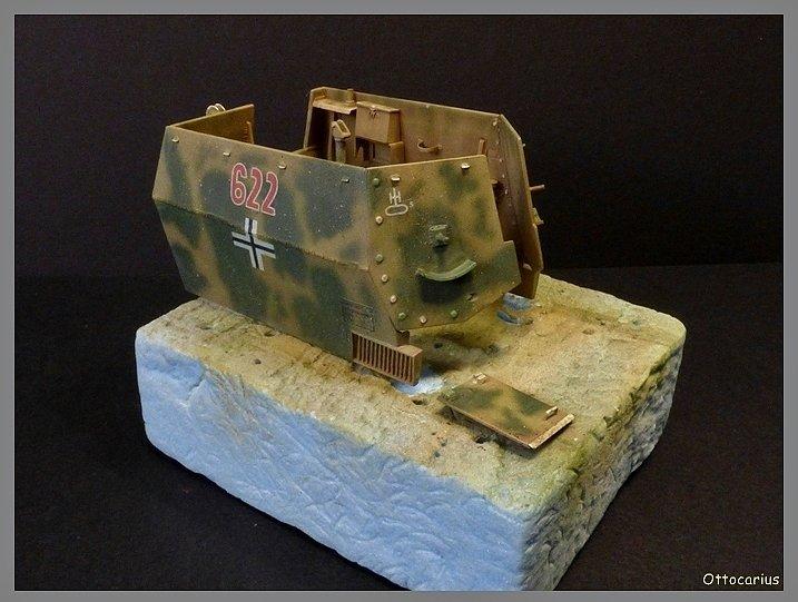 15 cm sFH.13/1 auf Geschutzwagen Lorraine-Schlepper Sd.Kfz. 135/1   RPM 1/35 ème  - Page 4 190523044924952793