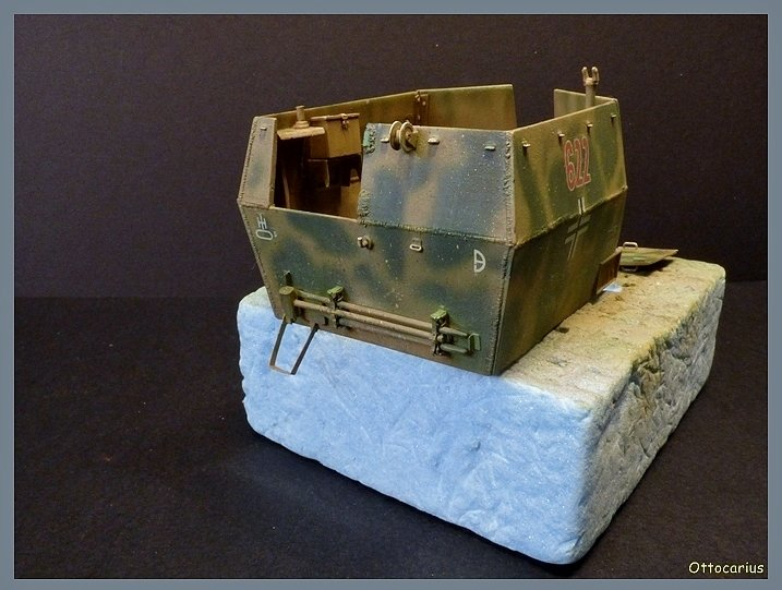15 cm sFH.13/1 auf Geschutzwagen Lorraine-Schlepper Sd.Kfz. 135/1   RPM 1/35 ème  - Page 4 190523044927379320