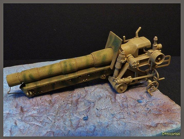 15 cm sFH.13/1 auf Geschutzwagen Lorraine-Schlepper Sd.Kfz. 135/1   RPM 1/35 ème  - Page 4 190523050633234493